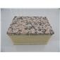 23-康宝红(火烧面)花岗岩节能保温一体化复合板PU:防火B1级