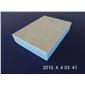 奥金米黄大理石(仿古面)保温装饰一体化复合板XPS:复合防火A级