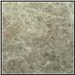 進口淺啡網大理石大板 黃色天然大理石 批發大板 荒料