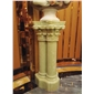 玉石羅馬柱