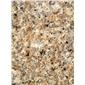 古典黄麻花岗岩