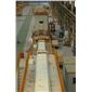 人造石英石原料輸送、鋪紙、佈料、壓制、固化、冷卻系統