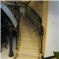 天然大理石楼梯 旋转楼梯  大理石台阶