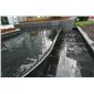 蒙古黑噴水池