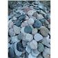 鹅卵石 河边石 彩色石