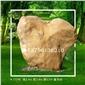 173号│英德大型黄蜡石 刻字石 黄腊石价格  景观石文化石