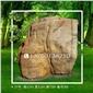 37 号│广东大型黄蜡石 江西刻字石景观石奠基石江西风景石