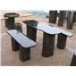 蒙古黑石桌