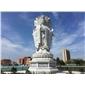四面觀音菩薩石雕造像制作