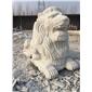 莱州大理石雕塑狮