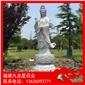 石雕观音 神佛观音雕像 大型景观观音