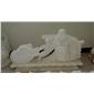 漢白玉 人物雕塑石雕