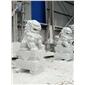 漢白玉 石獅石雕