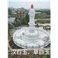漢白玉佛像雕刻