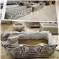 青石雕刻水槽