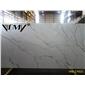 VM-17415鱼肚白卡拉拉大理石纹路石英石
