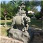 12生肖∑ 石雕牛
