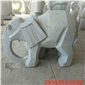 花岗岩大象,石头大象,汉白玉大象