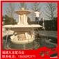 惠安石雕厂家定做石材水钵 石材喷泉 水钵生产加工厂