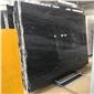 黑色大理石 天然大理石大板 面板 桌面背景墻櫥柜廠家直銷