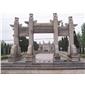 山門牌坊涼亭噴泉石雕,大理石噴泉, 石雕噴泉