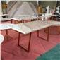 大理石餐桌 大理石桌面板 大理石台面板