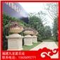 中式花盆  石材花盆 园林花盆