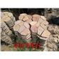 锈石英网贴冰裂纹文化石河北文化石厂