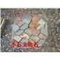 邢台锈板板岩文化♀石 锈板♀文化石�z 锈色文化石蘑∞菇石
