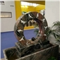 风水轮喷泉