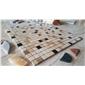 MT-204 marble mosaic