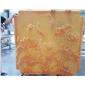 进口天然桔子玉石手工雕刻浮雕背景墙