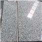 芝麻白g603花岗岩石板材光面