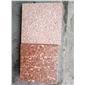 帝王紅噴沙面石材光澤紅石材富貴紅石材