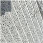 芝麻灰导盲砖厂家直销福建花岗石盲道砖广场石砖盲道板