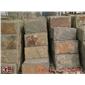 1120锈板蘑菇石1