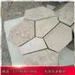 石灰石萊姆石古典米黃冰裂紋地鋪石
