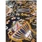 出口中東石材水刀藝術拼花桌面