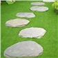 天然文化石地面垫脚石