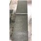 青石火烧面荔枝面光面灰色花岗岩 芝麻灰 G655福建石材 工程板 地铺石 烧面石板 134 8980