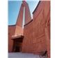 紅砂巖浮雕