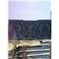 雅蒙黑中国黑双面光经文板,邮政绿