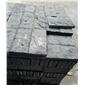 雅蒙黑自然面板材,邮政绿
