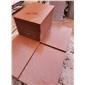 四川中國紅石材規格板、中國紅又叫三合紅