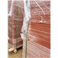 中国红板材成品、红木纹