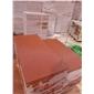 中国红火烧板材、红木纹