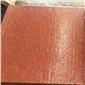 中国红火烧面板材工程板、红木纹