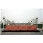 中国红门牌石景观石,邮政绿