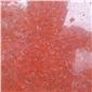 中国红石材光面,红木纹