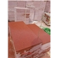 中国红石材厂家板材规格板,中国红又叫三合红